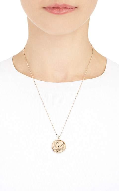 Jennifer Meyer Women's Good Luck Charm Pendant Necklace