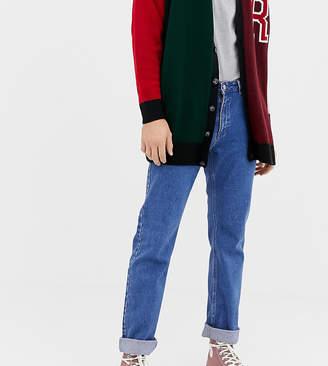 Reclaimed Vintage the '89 vintage jean in dark stone wash