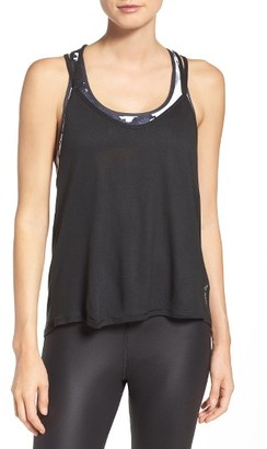 Women's Reebok Not Interested Tank $30 thestylecure.com