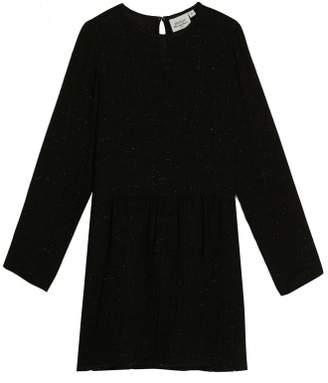 Hartford Woolen Lurex Dress