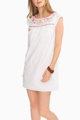 Southern Tide Sadie Embroidered Dress
