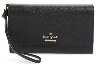 Kate Spade Jackson Street Malorie Leather Wallet