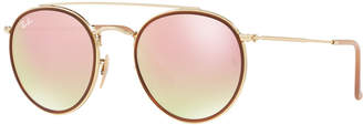 Ray-Ban Flat Lens Sunglasses, RB3647N, Only at Sunglass Hut