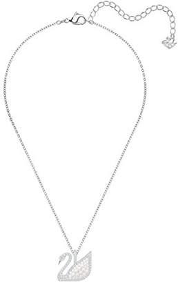 Swarovski Women Brass Pendant Necklace - 5411791