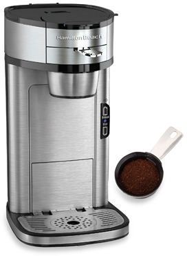 Hamilton Beach The Scoop™ Single-Cup Coffee Maker