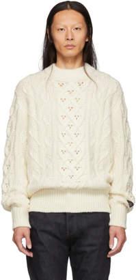 Off-White Aime Leon Dore Fisherman Sweater