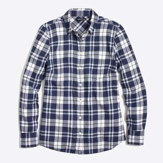 J.Crew Factory Flannel shirt