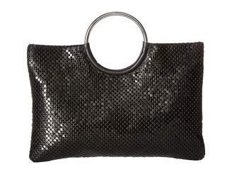 Jessica McClintock Sonia Circle Handle Bag