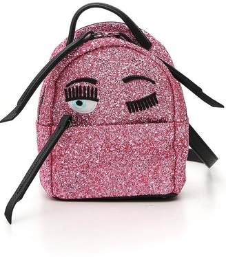 Chiara Ferragni Flirting Eye Mini Backpack