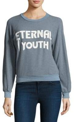 Wildfox Couture Eternal Youth Sweatshirt