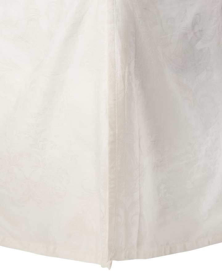 Damask Bed Skirt