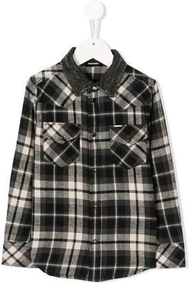Diesel Coxxy plaid shirt