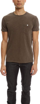 Todd Snyder Classic Button Pocket Tee