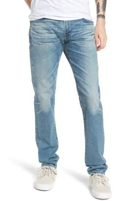 AG Jeans Dylan Skinny Fit Jeans (18 Years Oceano)
