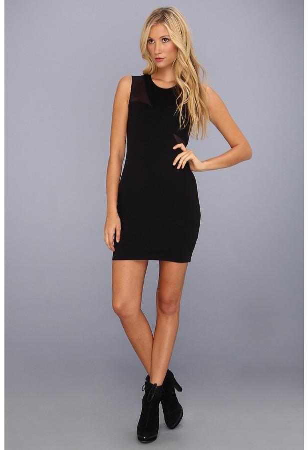 Bailey 44 Domain Dress (Black) - Apparel