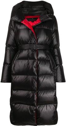 Nicole Benisti oversized padded midi coat