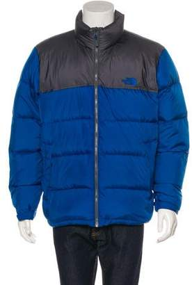 The North Face Woven Puffer Jacket