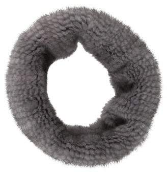 Michael Kors Mink Fur Snood