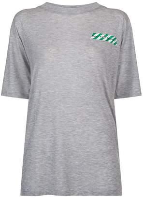 Off-White Oversized Logo T-Shirt