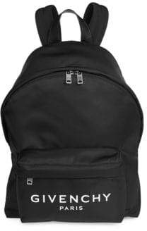 Givenchy Classic Zippered Backpack