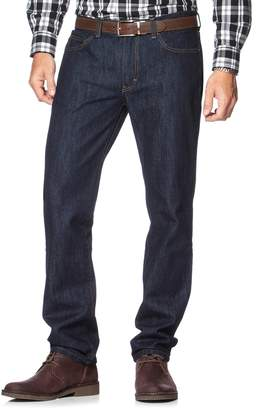 Chaps Men's 5-Pocket Slim Straight-Fit Jeans