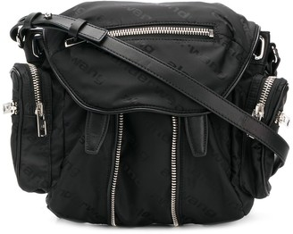 Alexander Wang mini Marti logo backpack