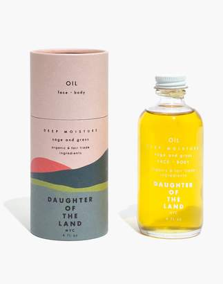 Madewell Daughter Of The Land Oil
