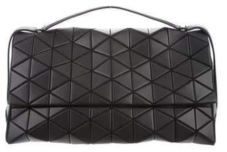 Bao Bao Issey Miyake Leather Prism Satchel