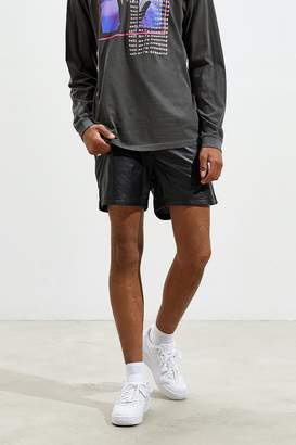 Urban Outfitters Lucien Faux Leather Short