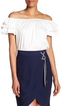 Ted Baker Elleh Off-the-Shoulder Blouse