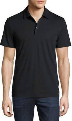 Michael Kors Sleek Cotton Polo Shirt