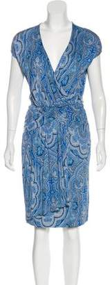 Etro Jersey Knee-Length Dress