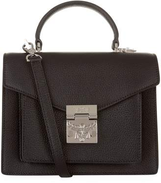 MCM Small Patricia Shoulder Bag