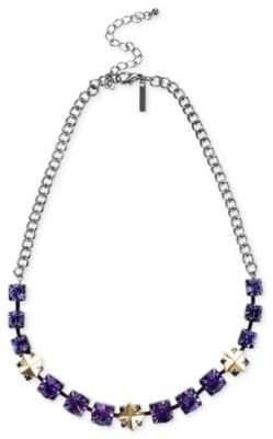 Steve Madden Purple Necklace