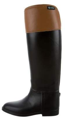 Aigle Rubber Knee-High Boots