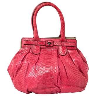 Zagliani Pink Handbag