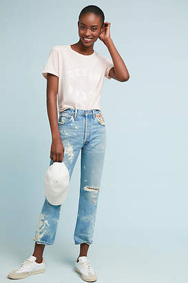 Citizens of Humanity Gia Ultra High-Rise Straight Jeans
