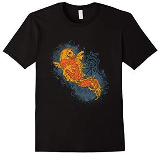 Japanese Koi Fish Shirt - Japanese Art Shirt