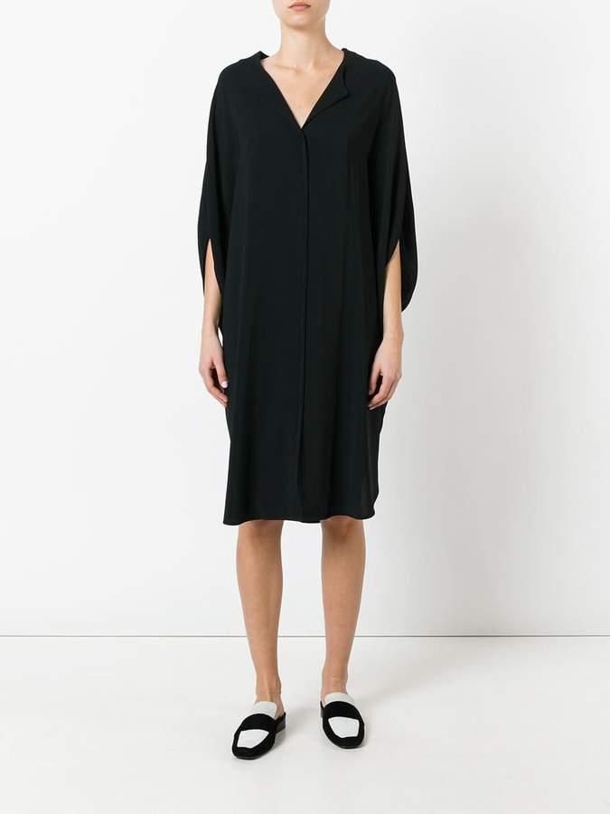 Jil Sander v-neck dress