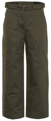 Rag & Bone Lora belted cotton cargo pants
