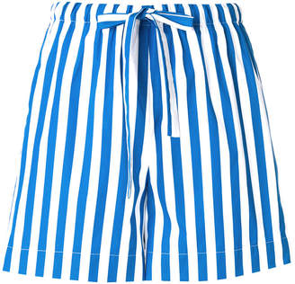 Aspesi striped shorts