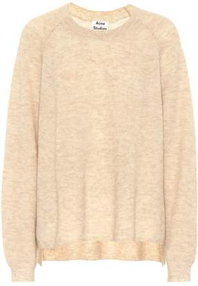 Acne Studios Alpaca and wool blend sweater