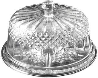 Jewelite Serveware-Cake Plate with Dome