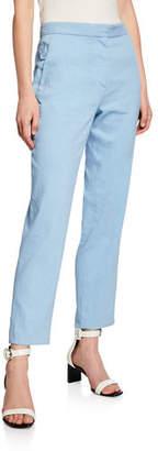 Rag & Bone Poppy Tab-Front Pants