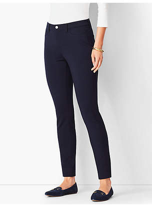 Talbots Five-Pocket Ponte Jeggings