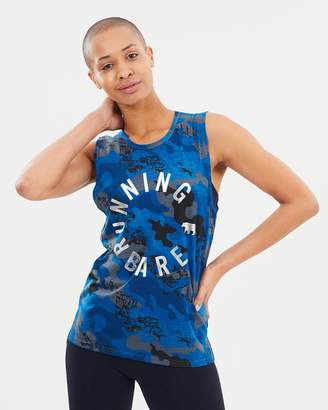 Running Bare Easy Rider Muscle Tank