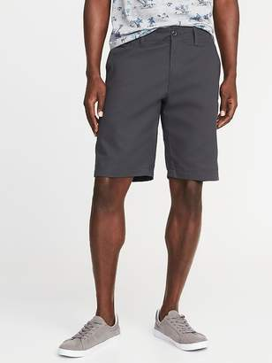 Old Navy Lived-In Khaki Shorts for Men - 10-inch inseam