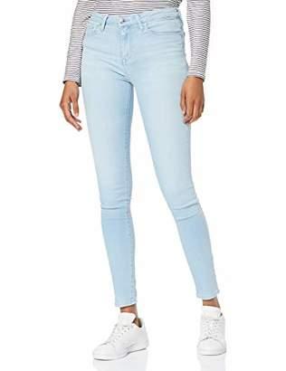 83fd473ac5 Tommy Hilfiger Women's Como Skinny Rw A Tabia Straight Jeans, Blue 911,  (Size