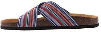 VVFamily Elastic Slide Sandals for Women Comfort Rubber Sole Shoes by (EU 41, )