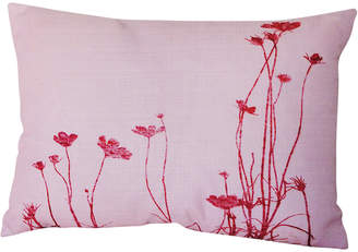 Dragon Optical 88 Wild Flowers & Heart Reversible Pillow